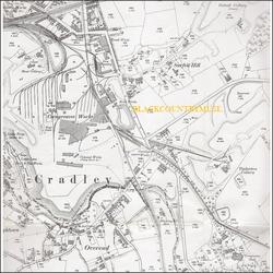 Cradley Heath. 1901.