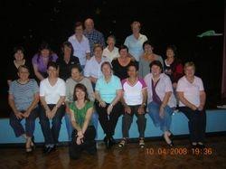 Blacktown Bowling Club thursday night class