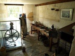 Herschell's workshop