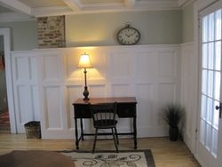 family room in vacation rental