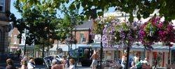 Lytham, Clifton Square.
