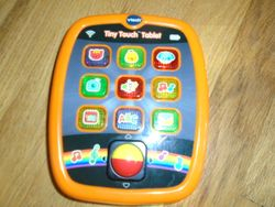 VTech Tiny Touch Tablet - $7