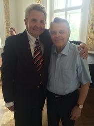 mit MARISS JANSONS in Wien, 21.06.2015