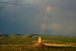 Vingerklip rainbow