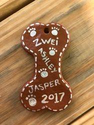 Puppy Ornament!