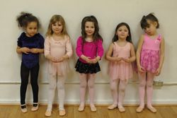 Beginner Ballet