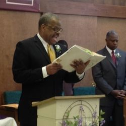 Covenant Men's Day Worship 2015