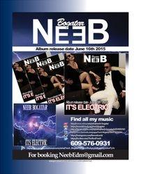 NEEB BOGATAR / ALBUM RELEASE