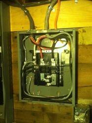 100 Amp Panel Conversion
