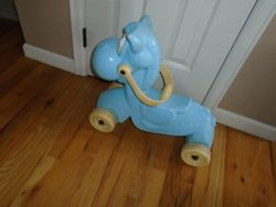 Step 2 Wild Riders Ride On Horse - $10