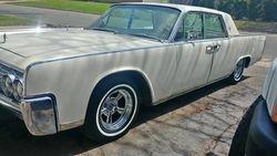 51.64 Lincoln continental