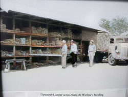 Lipscomb Lumber, Hempstead