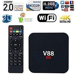 V88 4K Tv Box