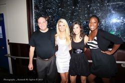 Myself, Brittany, Ashley, & Blair Nyas