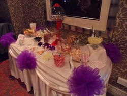 Candy buffet Hire, Chesterfield