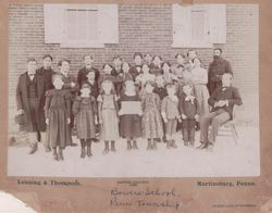 Bowers School - 1898
