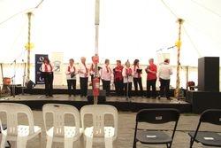 Whittlesea Township Choir individual performance