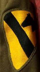 1st Cav. Occupational Force's, in Japan.