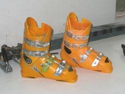 """""""stunt"""" foam ski boots"""