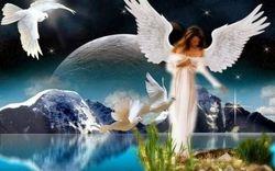 Dream Earth Angel