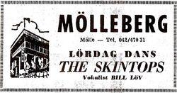 Hotell Molleberg 1966