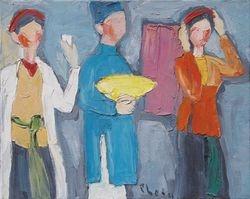 San Khau Cheo - Opera Play, 1983