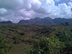 paysage haïtien