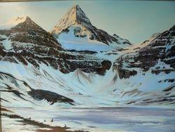 Mount Assiniboine BC