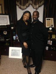 Pastor Bell w/ Min. Seaford (BWC)