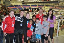 2015 - Canada East Youth Wrestling Festival (St. Catherine's, ON)