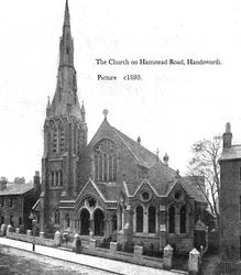 Hamstead Road, Handsworth. 1890s.