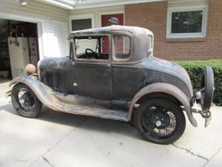 13.29 Ford Model A coupe