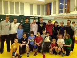 2013 - Chelsea Spartans practice (Chelsea, QC)