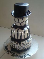 Animal Skin Cake (SP011)