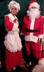 Santa & Mrs. Clause