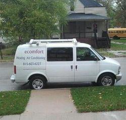 service van ..