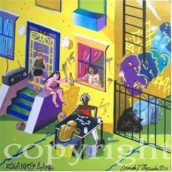 Rolando's Game -2011(SOLD-Joan Harder)