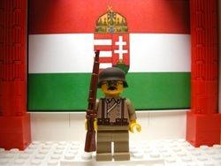 Hungarian Lance Corporal