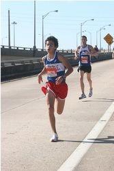 Kenny Castro - Gate River Run 15km