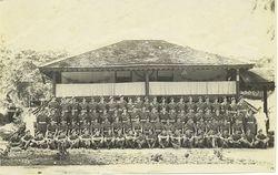 A Troop Lenngong Grik Malaya 1950