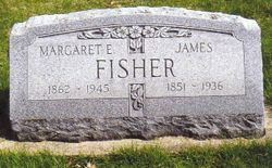 James and Margaret (Blaisdell) Fisher