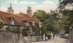 Handsworth Old Cottages.