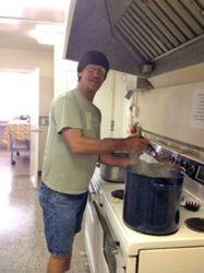 Don Cooking Spaghetti