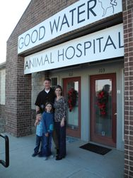 Dr. Stephanie Webb & Family