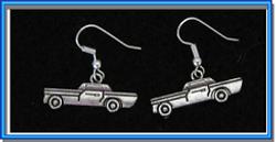 Flat (old) Impala Earrings