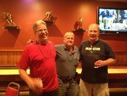 Gary Shore, Ken Shipman, Don Mac