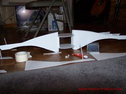 Building the Saucer Section -  pic 31