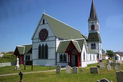 St. Pauls Anglican Chruch at Trinity