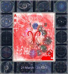 ARTFUL ASTROLOGY - ARIES