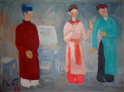 San Khau Cheo - Opera Play, 1968